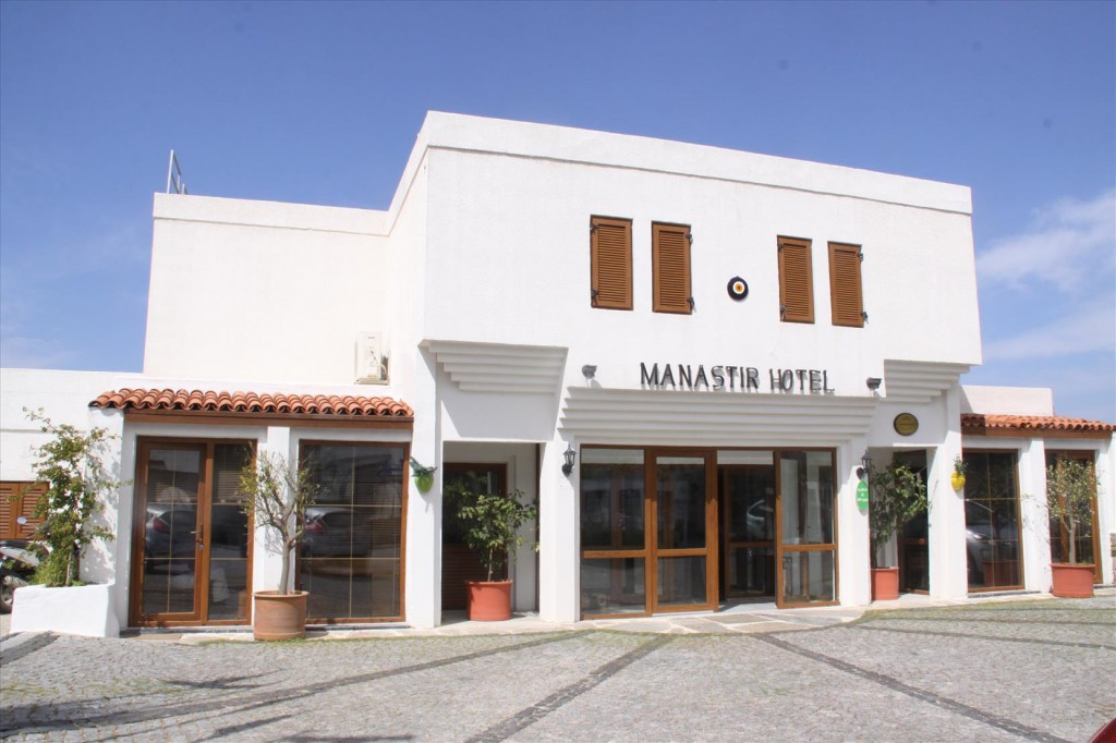 A Great Address in Bodrum is the Manastir Hotel