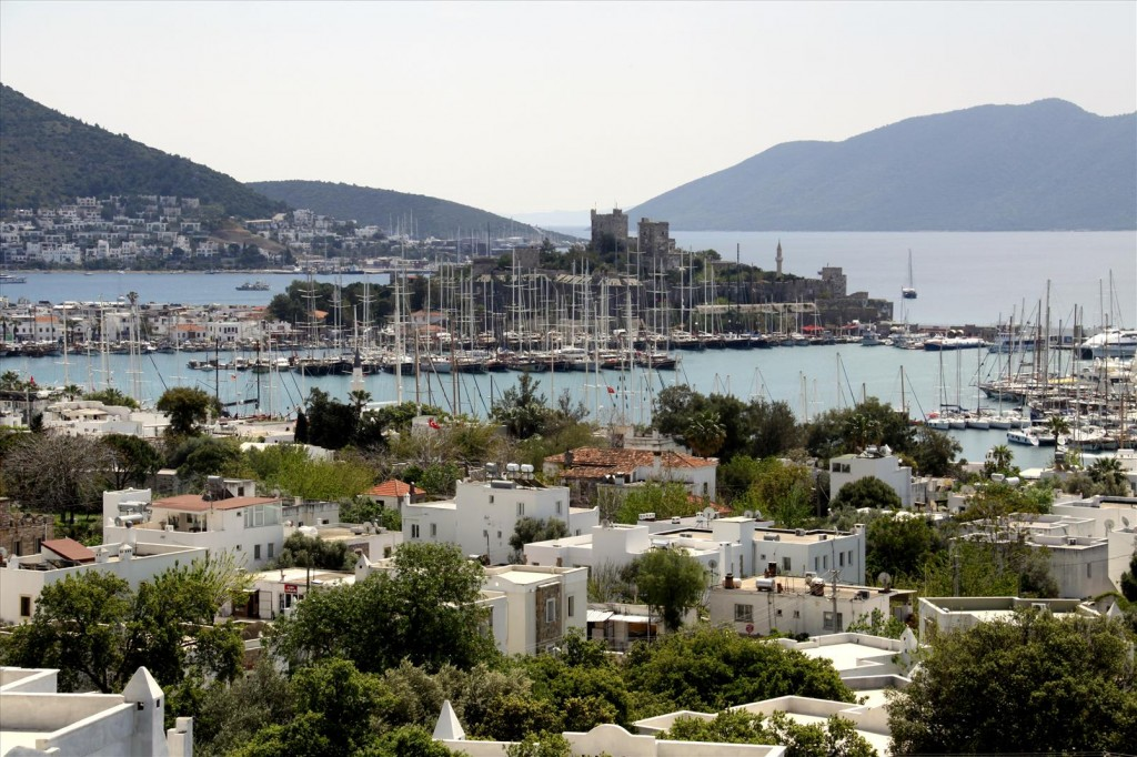 A Quick Trip to Bodrum by Car from Gocek