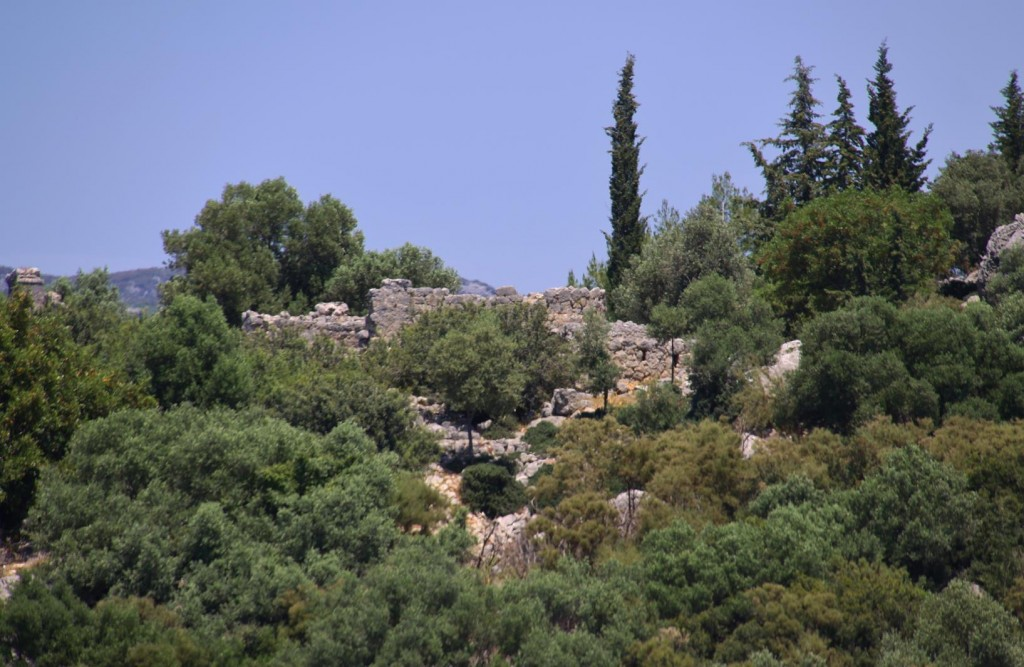 Many Ancient Ruins to be Seen on the Small Islands of this Old Historic Area