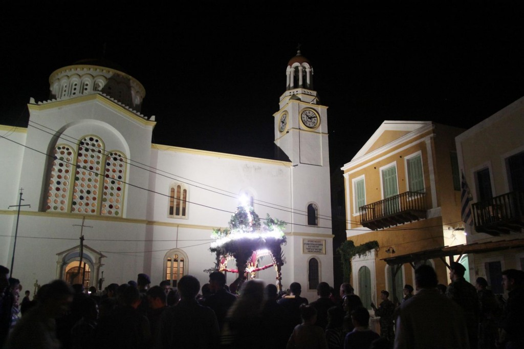 Greek Orthodox Easter Celebrations