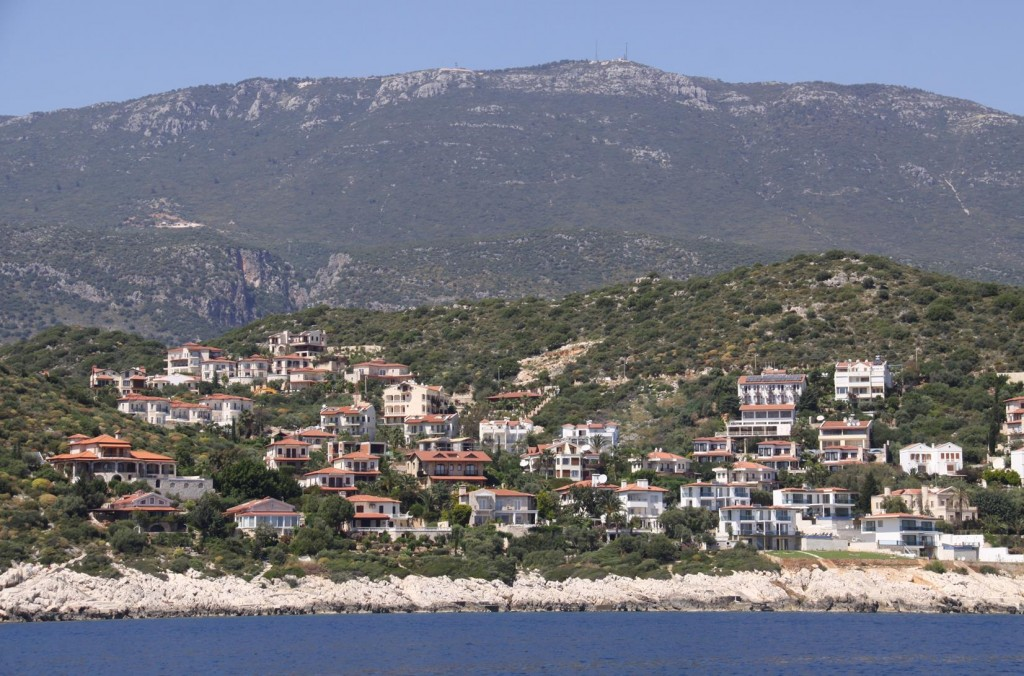 Kas has Become a Very Popular Destination for Many English and European Investors