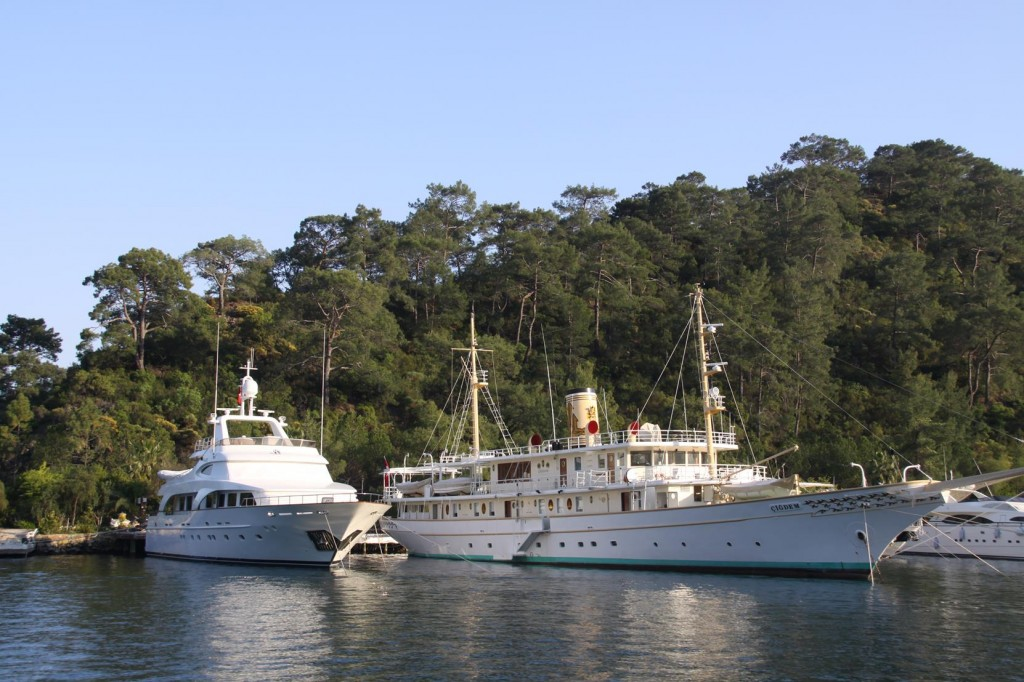 The Lovely Cidgem in Gocek