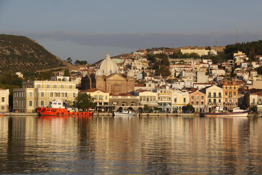 10th September 2013 Mitilini, Lesvos Island to Bozcaada ...