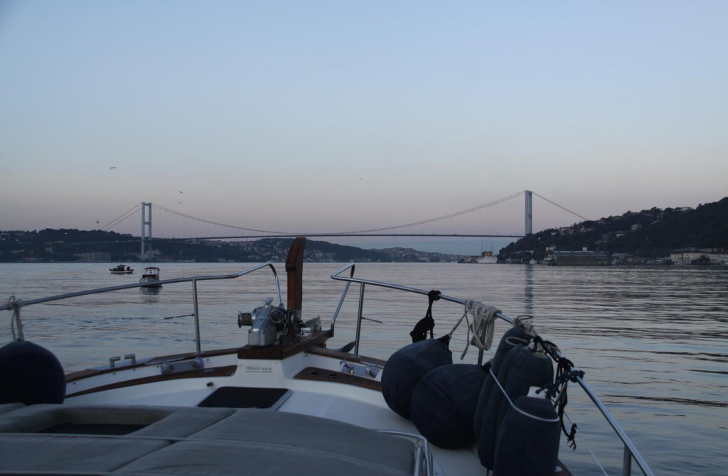 A Very Early Start for us Today as we Intend Travelling all the Waay to Marmara Island in the South East of the Marmara Sea