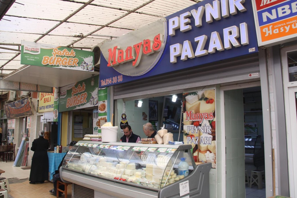 Cheese is an Important Part of Turkish Cuisine