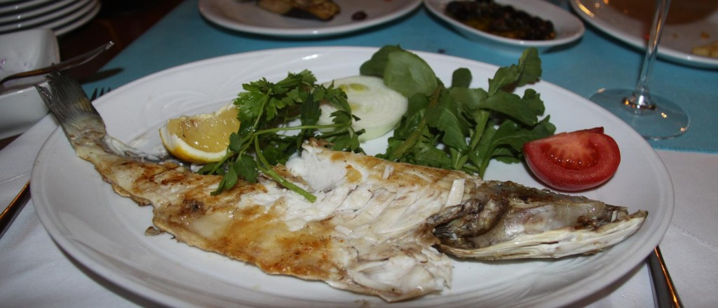 Several Times Last Year We Dined at Sandal and have Returned to Enjoy the Freshest and most Perfectly Cooked Fish Available in the Area