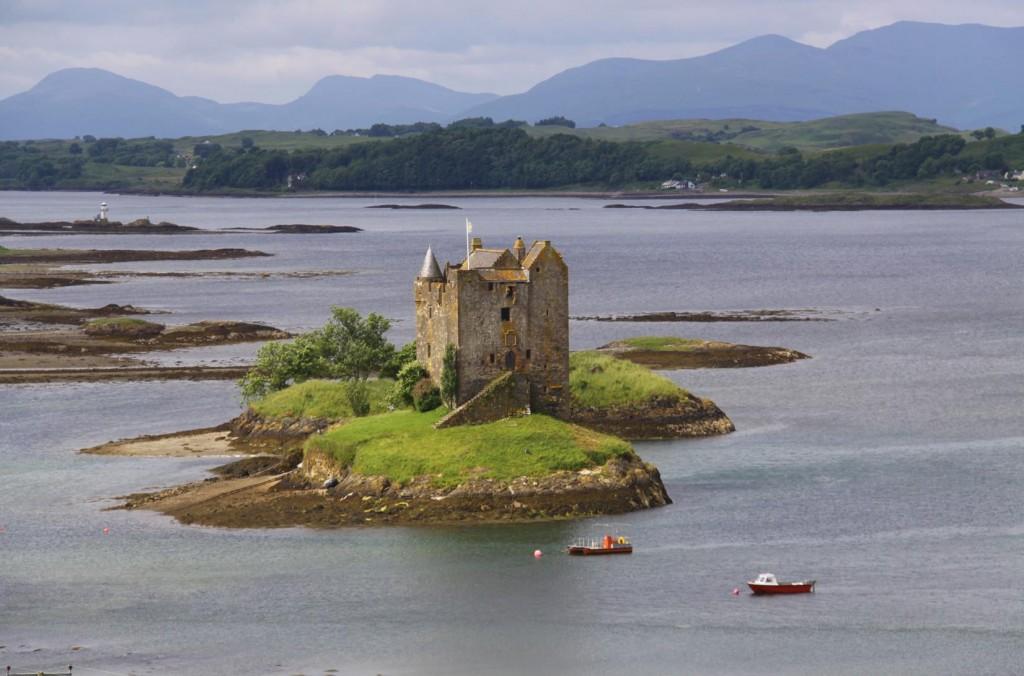 27th June 2014 Onich Scotland To Belfast Northern