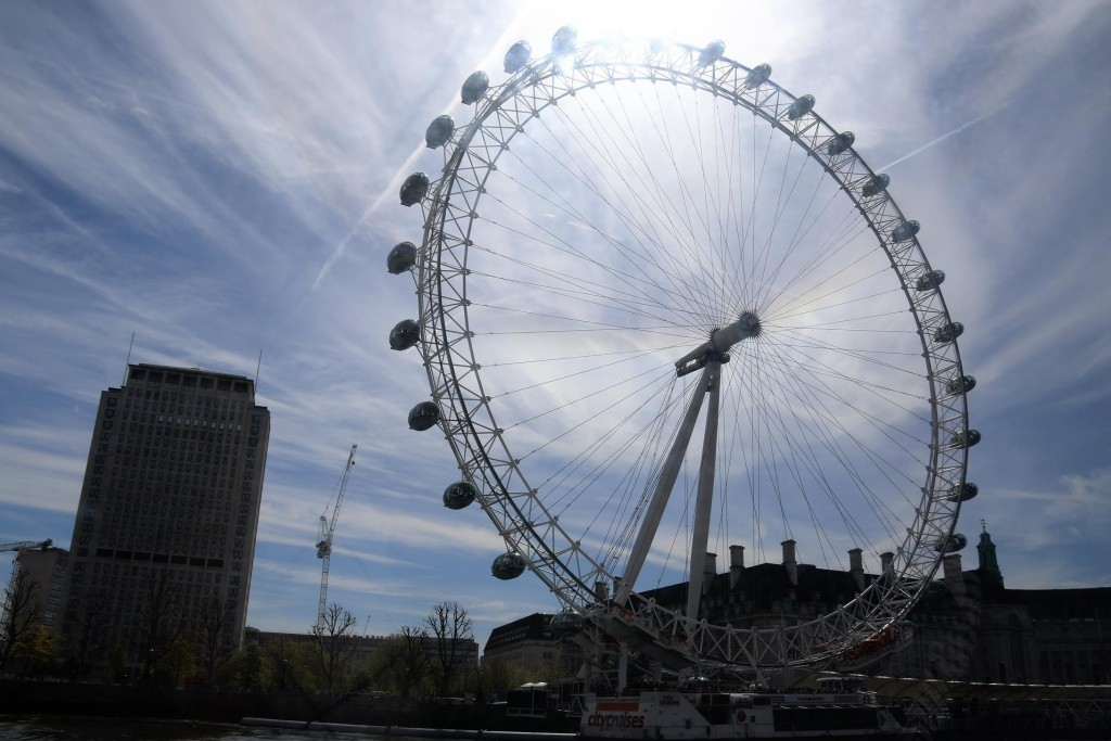 The London Eye certainly is one of the most popular sights of the city