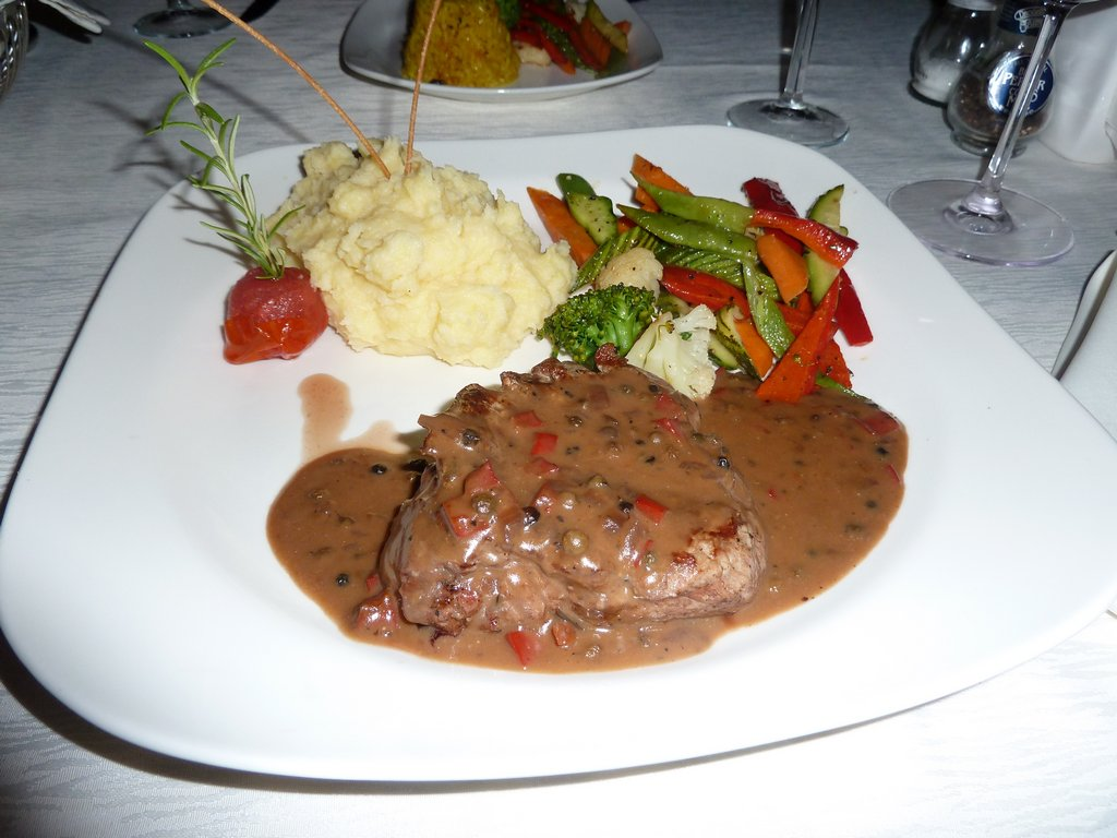 Their Steaks Were Always Delicious and Perfectly Cooked