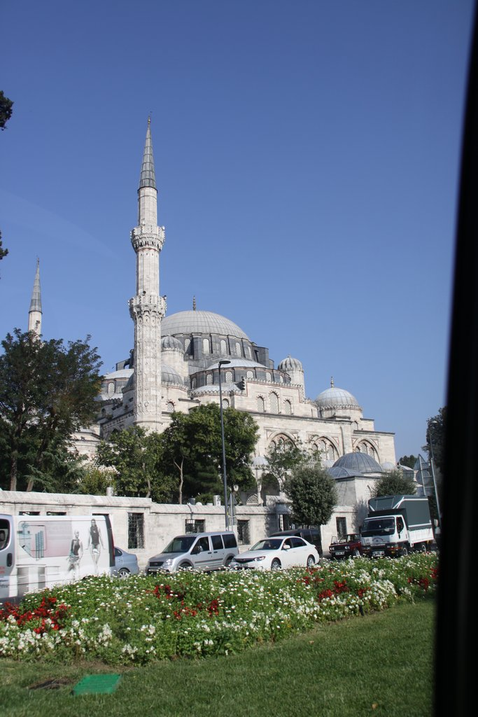 There are over 6000 Mosques in Istanbul