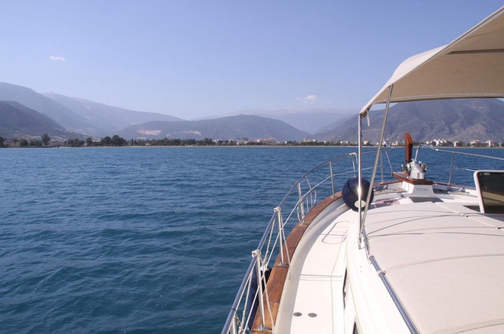 Our Destination, Finike Marina