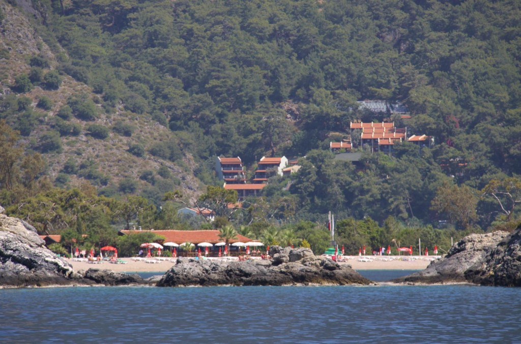 Last Glimpse of Olu Deniz