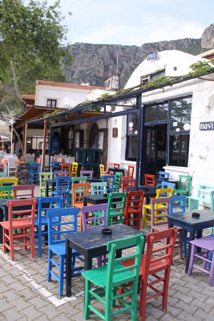 Colourful Chairs!!