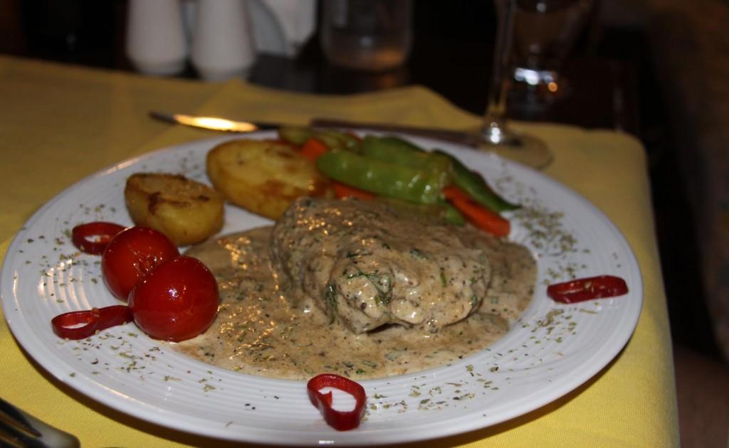 Ric's Wonderful Steak With Pepper Sauce