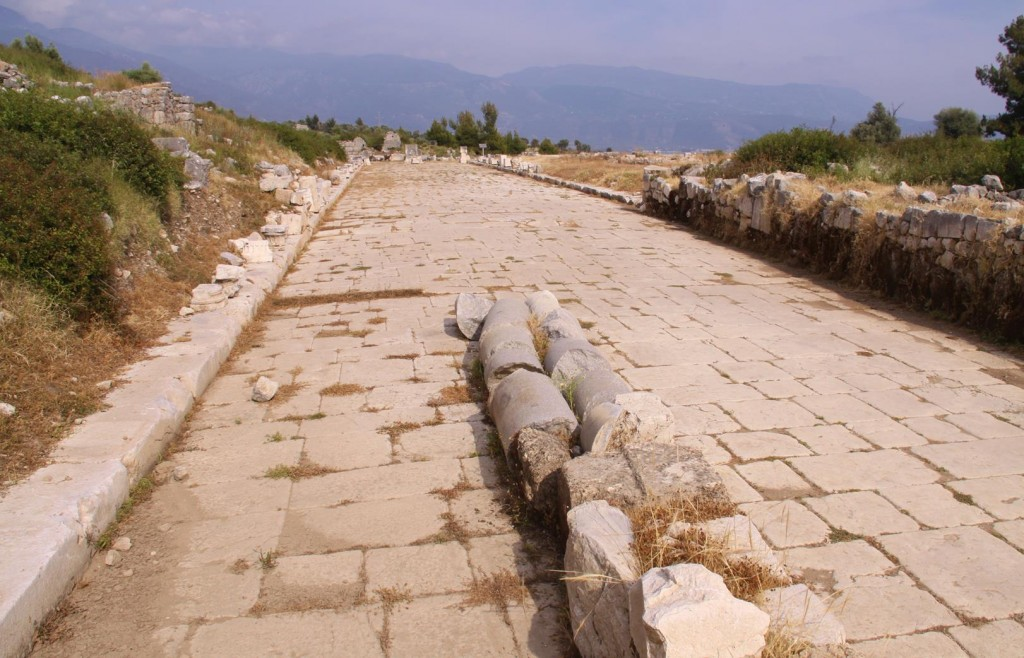Xanthos Dates Back to Earlier than 600BC