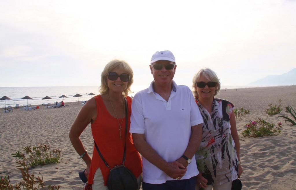 Patara Beach has Beautiful Golden Sand and is 18km Long