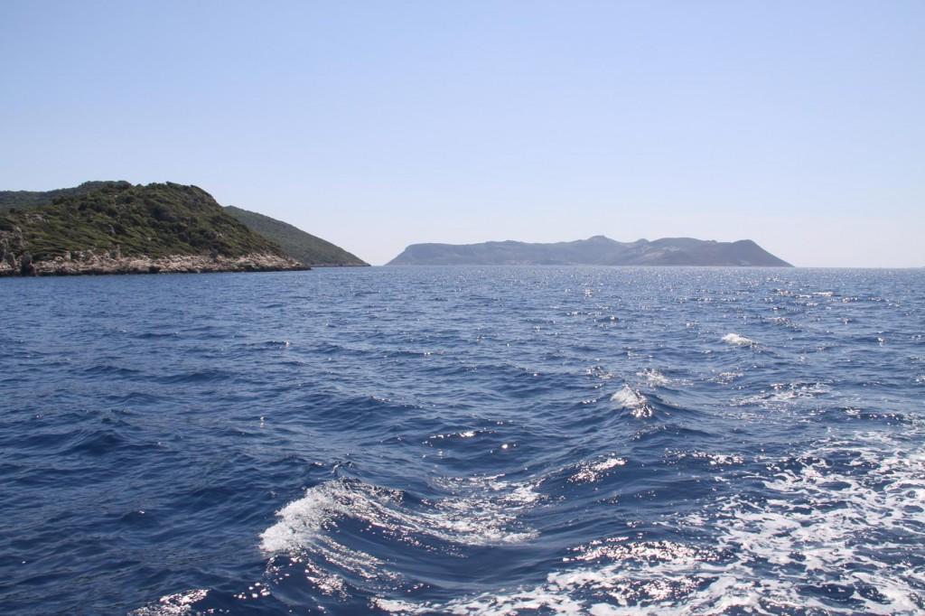 Kastellorizon, The Greek Island in the Distance