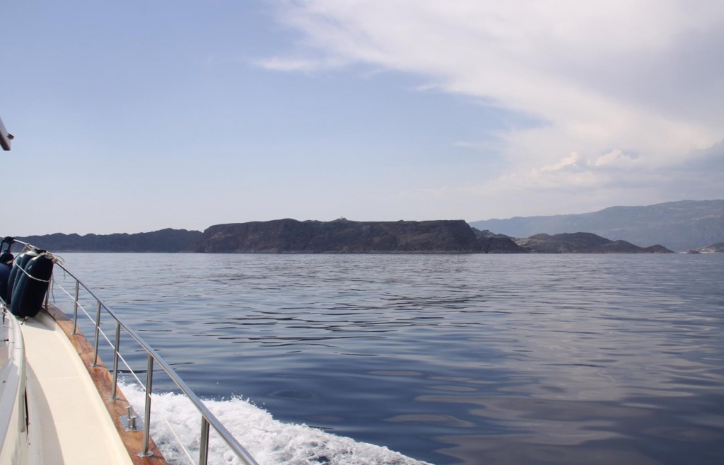 Kastellorizon, the Furthest East Greek Island - Only 4 Miles from the Turkish Coast