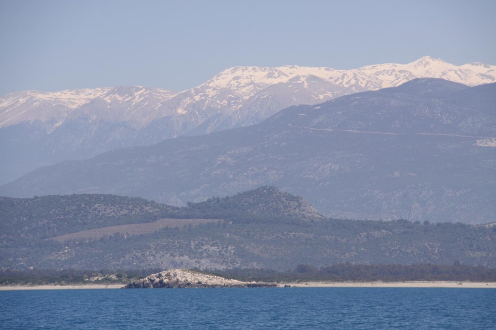 Sea, Sand and Snow - Skiing and Swimming are Possible on the Same Day