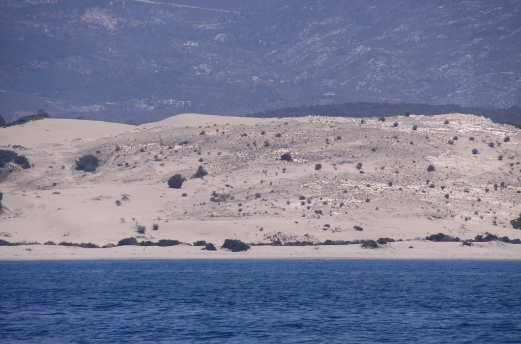 The Sand Hills near the Ancient Site of Patara