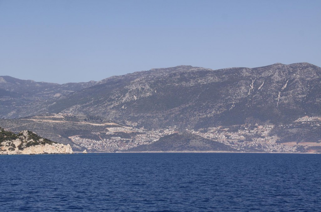 The Old Town of Kalkan