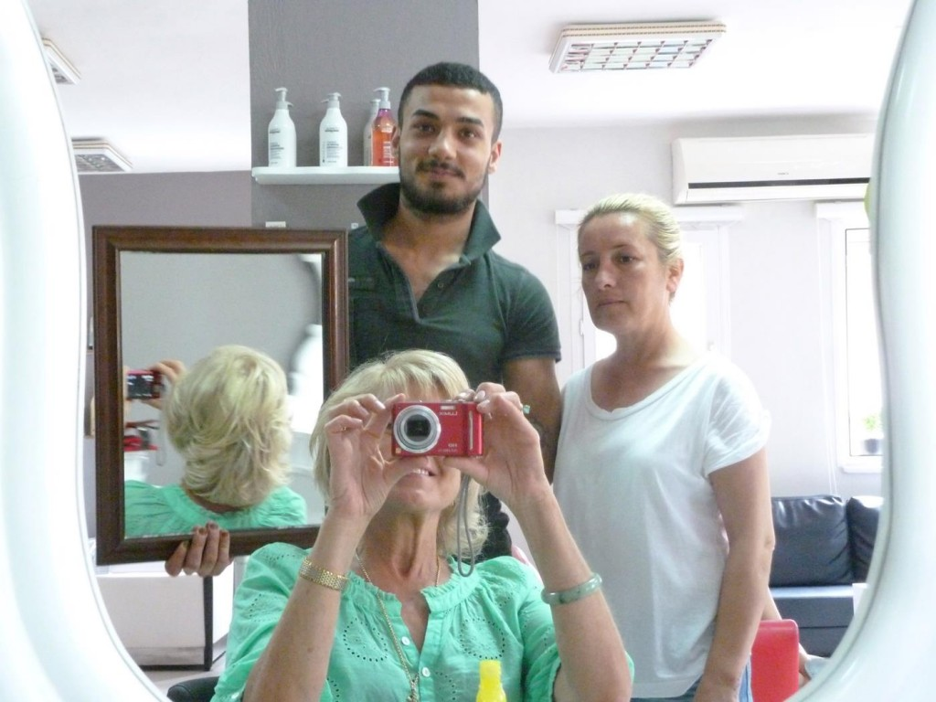 My Trip to the Local Hairdressers
