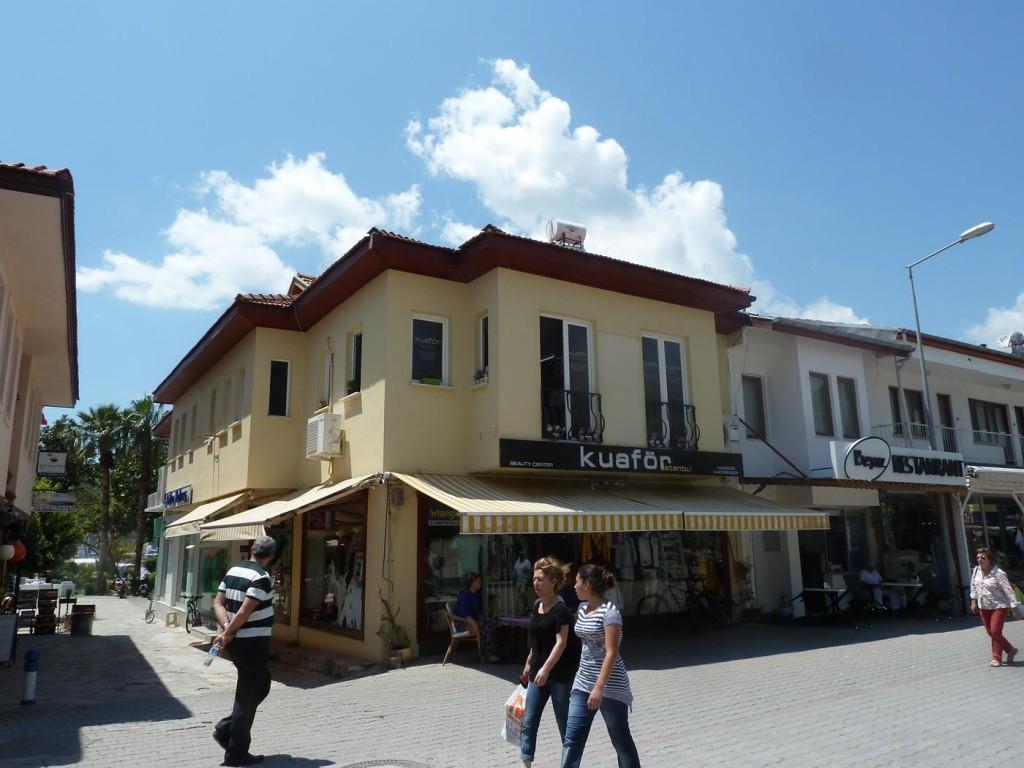 Very Good Hairdressing Salon Called Kuafor in Gocek