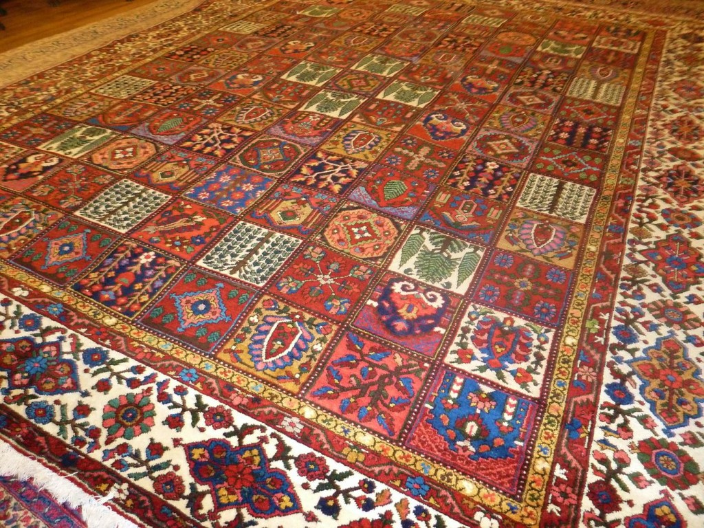 One of the Wonderful Large Carpets for Sale at Yurdan's