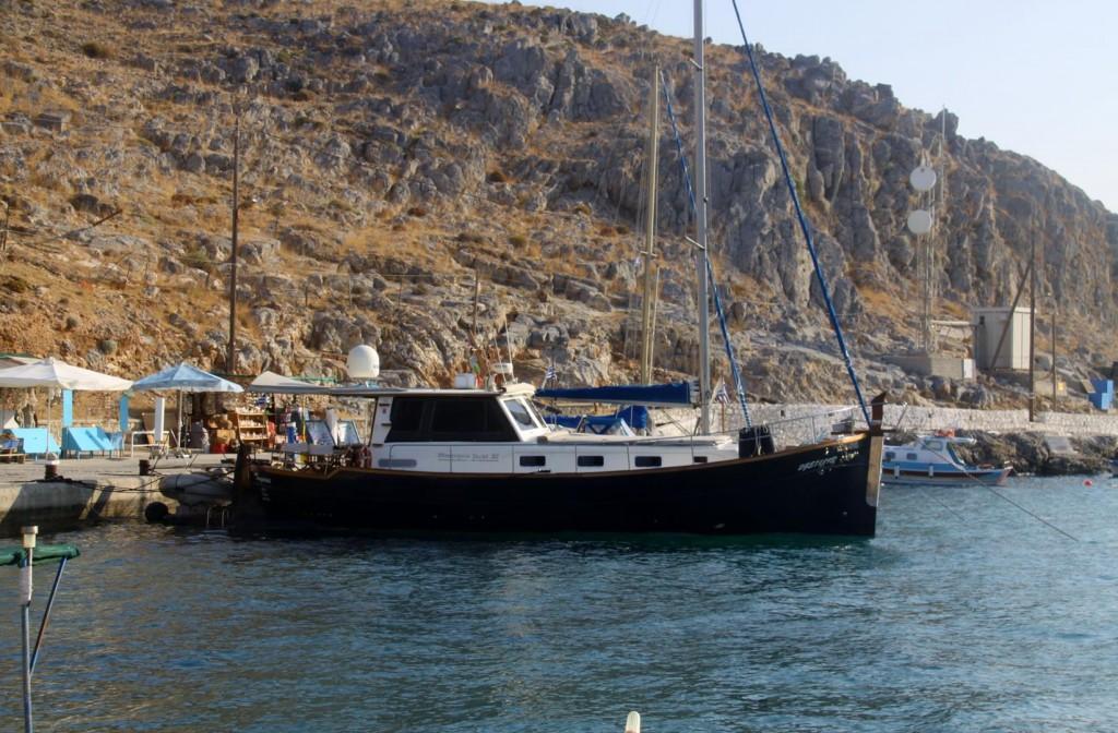 Tangaroa in Pserimos