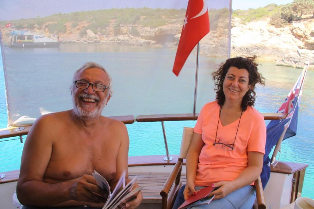Ridvan & Oya from Izmir