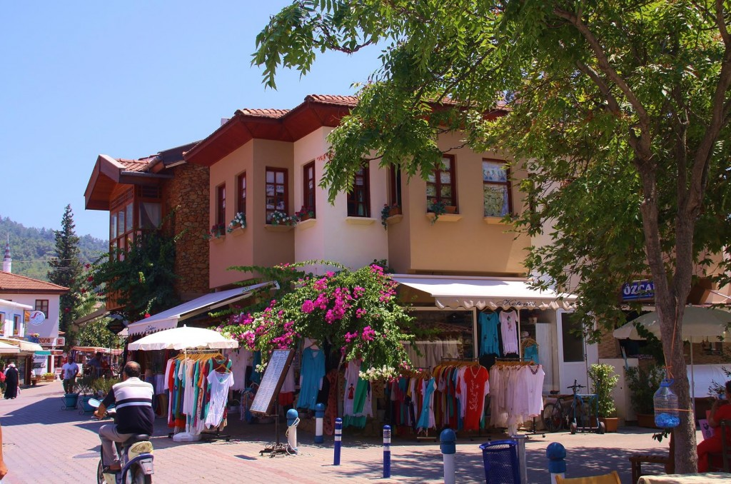 Colourful Summer Dresses for Sale in Many Local Shops