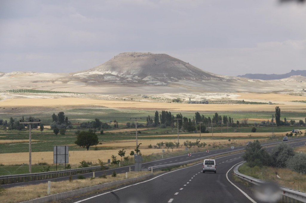 From Kayseri Airport  to Cappadocia took an Hour by Car