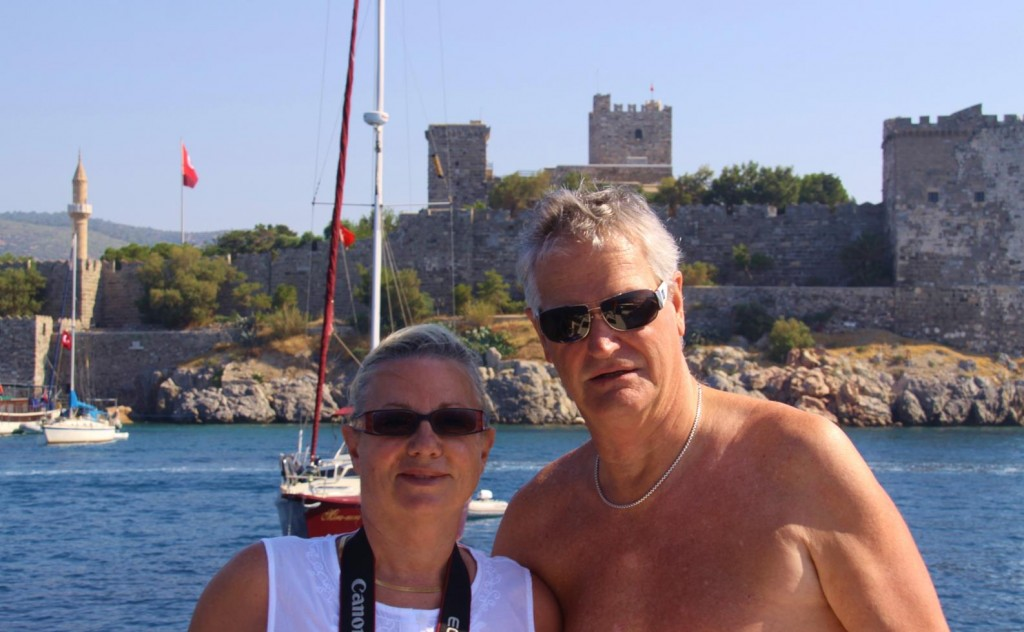 Rod and Kate's First Visit to Bodrum