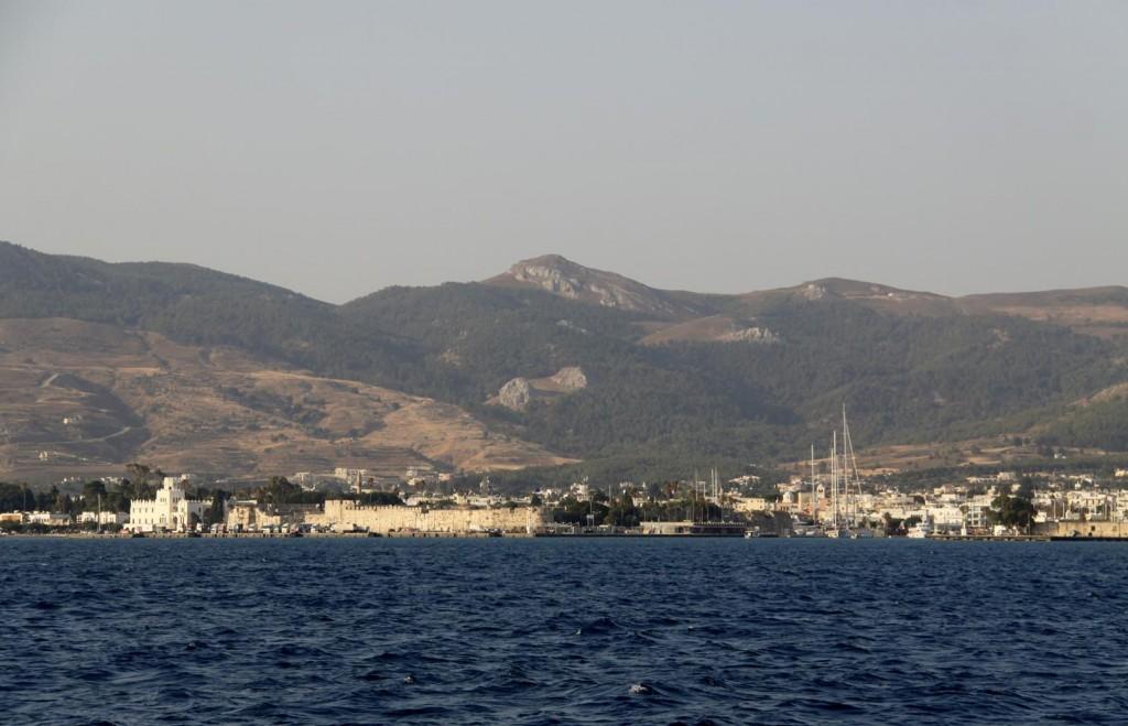 Leaving Kos Island and Heading Back to Turkey
