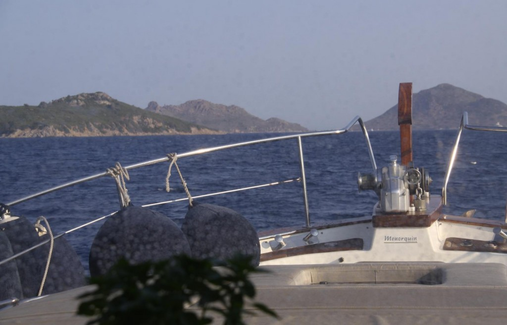 From Kos Island we Head  North to the Turkish Coast and Approach the Islands of Catalanda