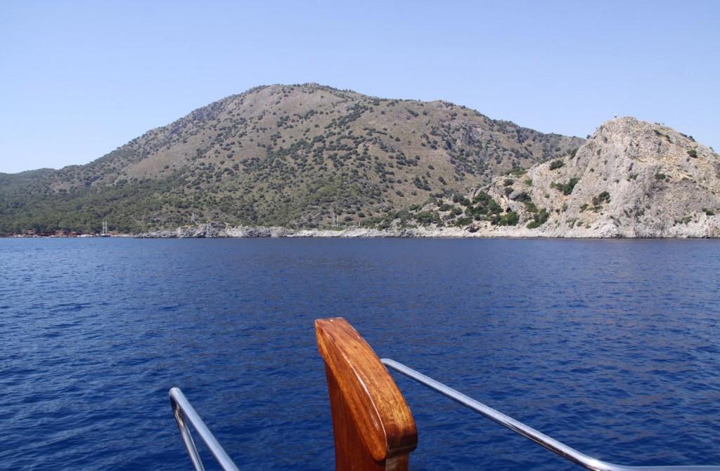 Familiar Sight of the Karacaoren Bay