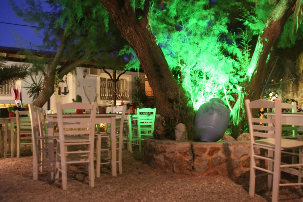 Paradisio has a Delightful Garden Setting by the Beach