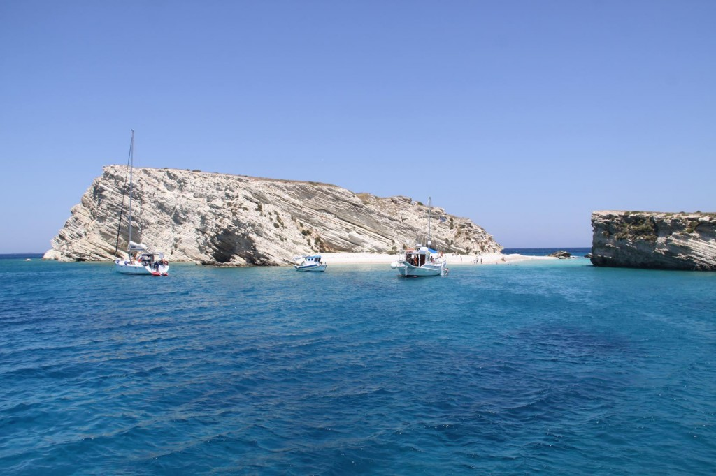 Aspronisia is a Stunningly Beautiful and is Situated North East of Lipsoi Island