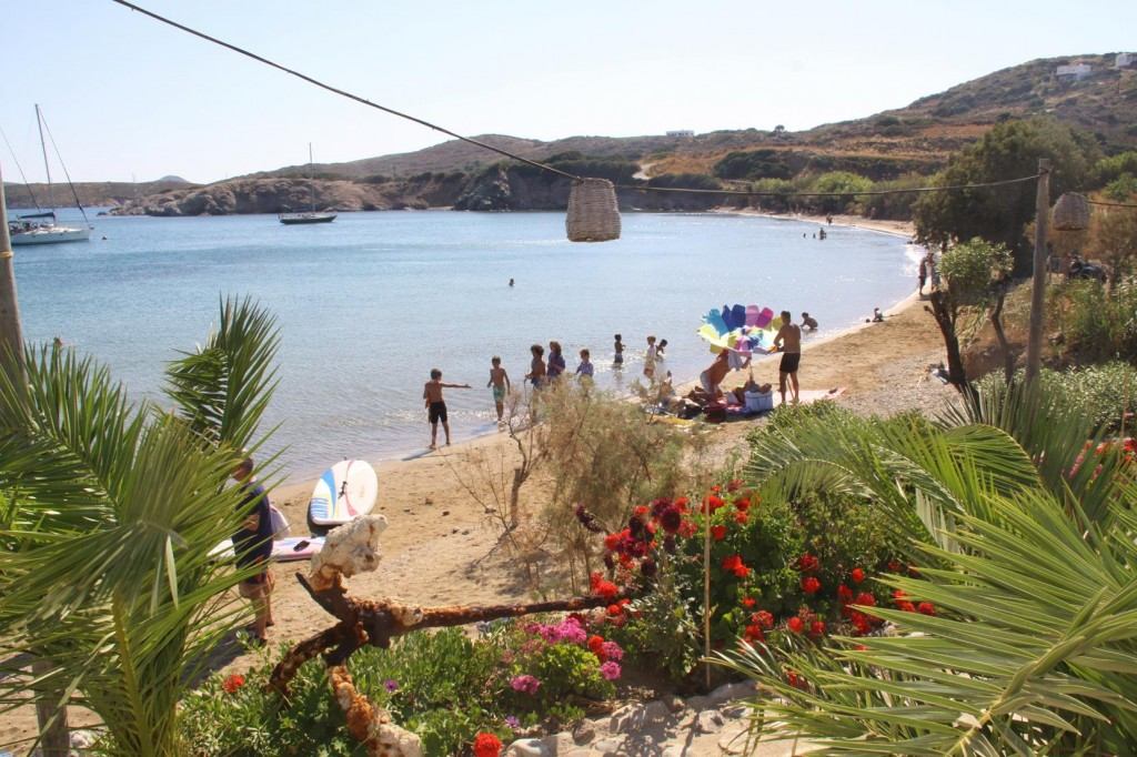 The Beach at Lera Bay is Perfect for Families with Children