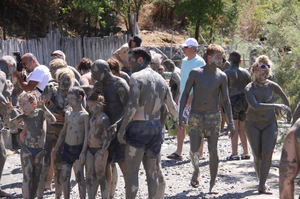The Mud is Believed to be Beneficial for your Health