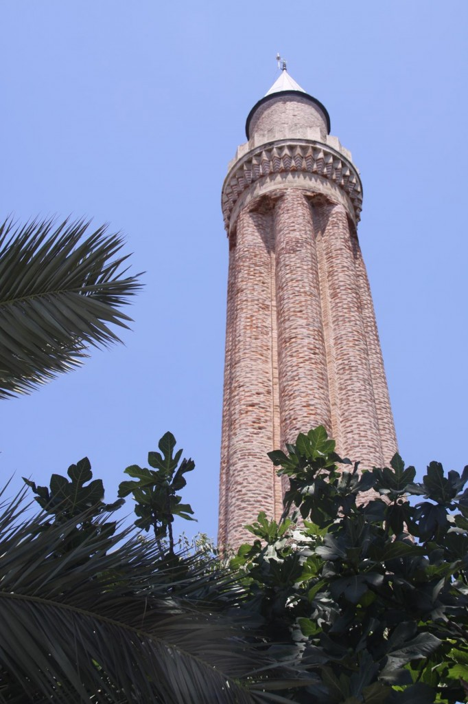 The 13th Century Fluted Minaret in the Old Town