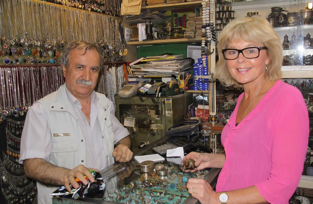 We Check Out the Local Antique Shop in Urgup