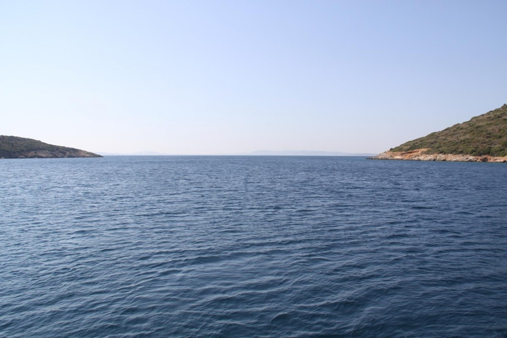 The Entrance to the Bay