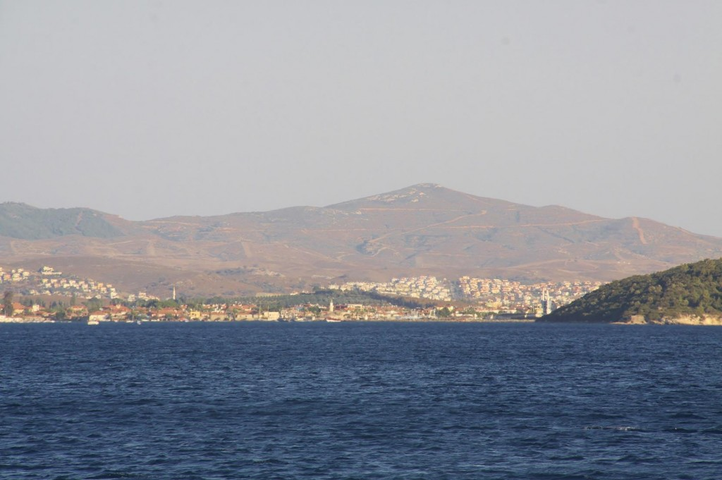 Sigacik is Only a Short Distance Across the Bay
