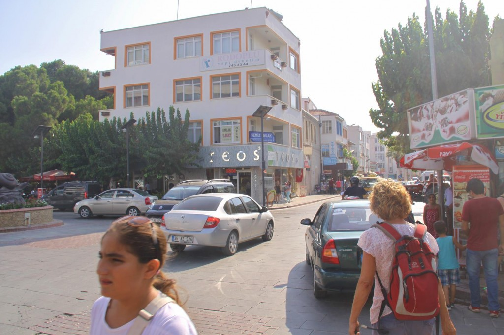Downtown Seferihisar