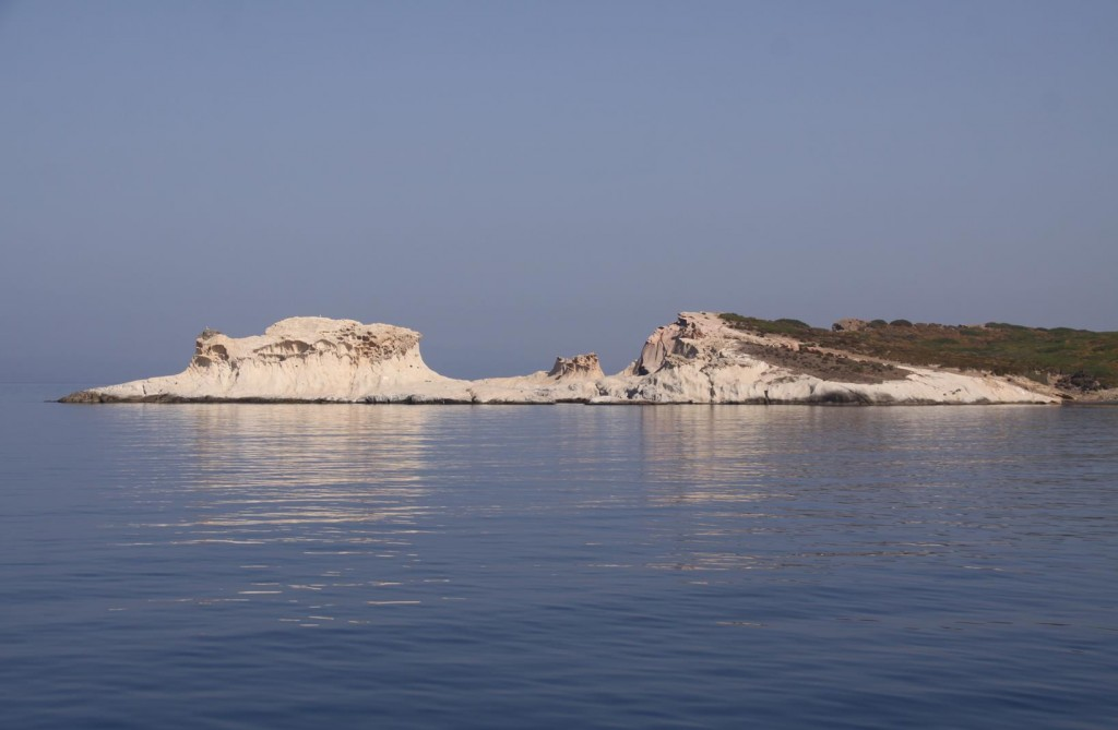 The Day Tripper Boats Out of Foca All Take it in Turns to Anchor in this Picturesque Bay