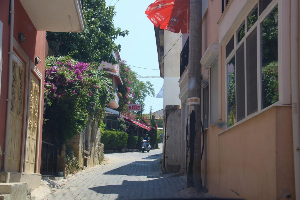 In the Cesme Area There Still are Small Villages Where the Tourist Dollar has not Changed Things