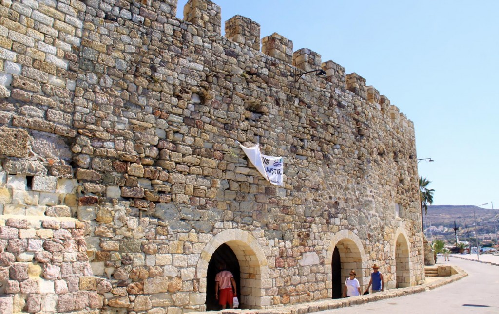 The Five Doors Castle as it is Known, has had Major Restoration done in Recent Years