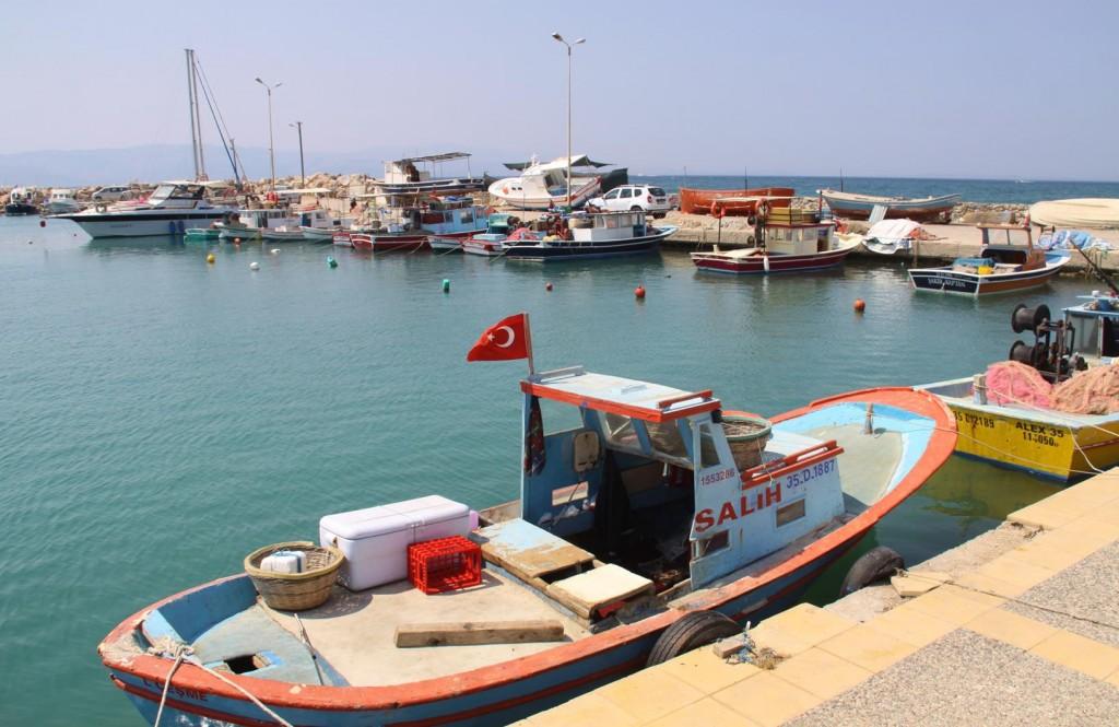 The Small Port at Sokak