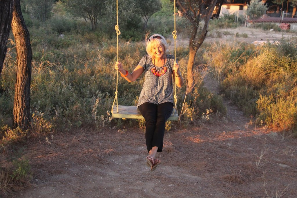 There is Even is a Swing !!